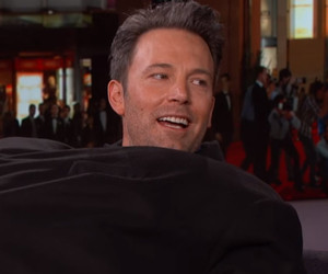 "Ben Affleck Smuggles Matt Damon Into ""Jimmy Kimmel Live"" Interview and Kimmel…"