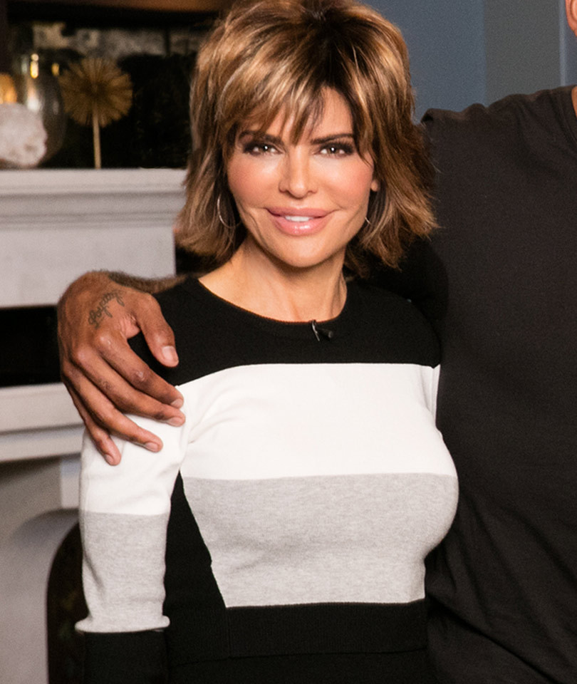 """See What Lisa Rinna Really Thinks About Brandi Glanville's Boot from """"Real Housewives"""""""