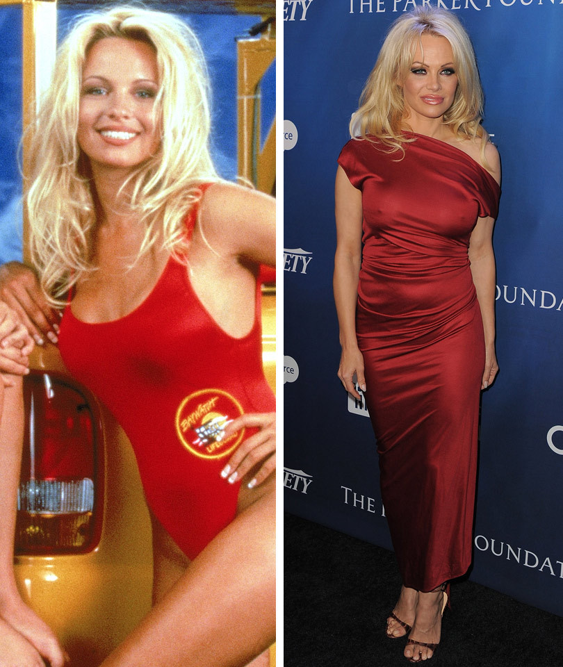 "Will Pamela Anderson Do ""Baywatch"" Remake? Plus, Why She Calls Tommy Lee ""High Maintenance"""