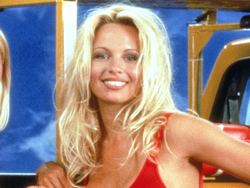 "Will Pamela Anderson Do ""Baywatch"" Remake? Plus, Why She Calls Tommy Lee ""High…"
