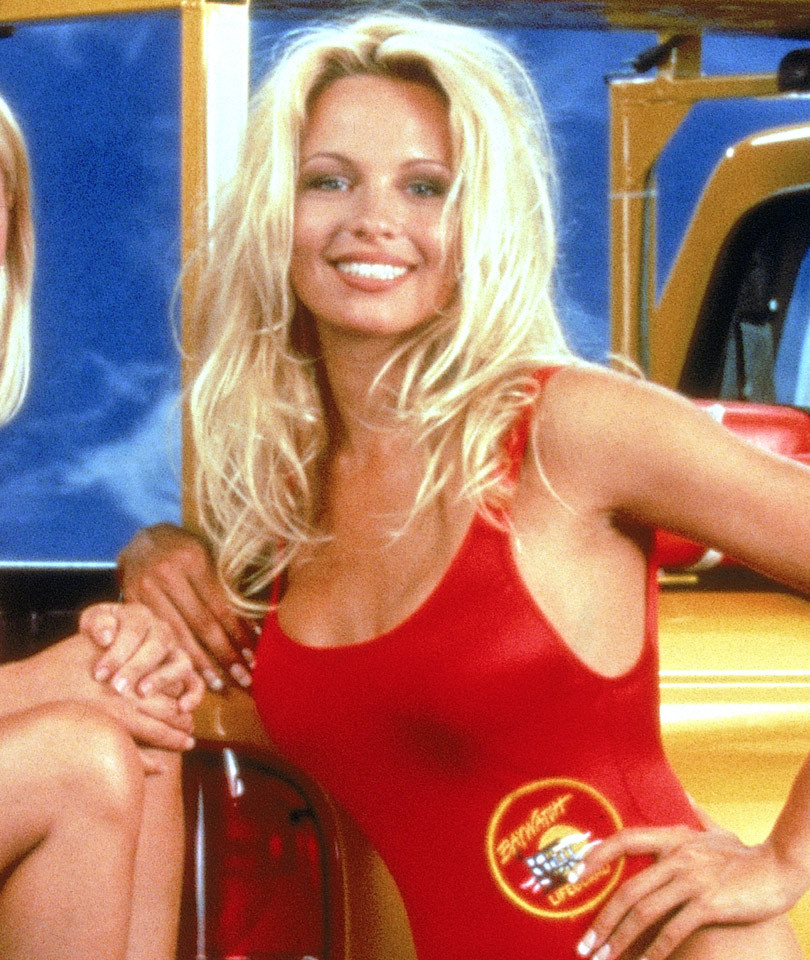 """Will Pamela Anderson Do """"Baywatch"""" Remake? Plus, Why She Calls Tommy Lee """"High…"""