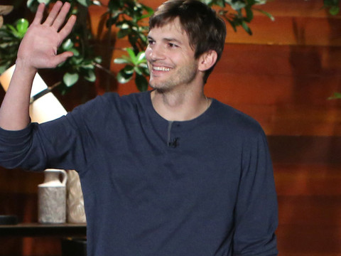 "Ashton Kutcher Finally Shares Details from His ""Ninja"" Wedding to Mila Kunis"