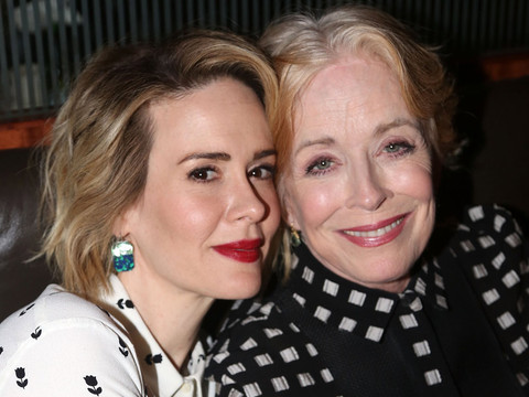 "Sarah Paulson Confirms Relationship with 73-Year-Old Holland Taylor -- ""I Am In Love!"""