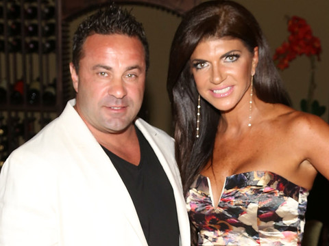 Joe Giudice Reveals the One Upside to Prison: It'll Be Good for My Health!