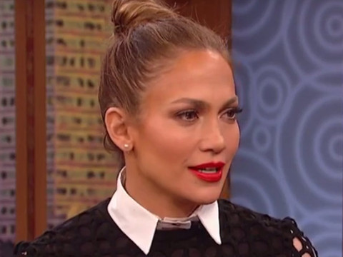"J.Lo Grilled About Casper Smart & Mariah Carey's ""I Don't Know Her"" Diss"