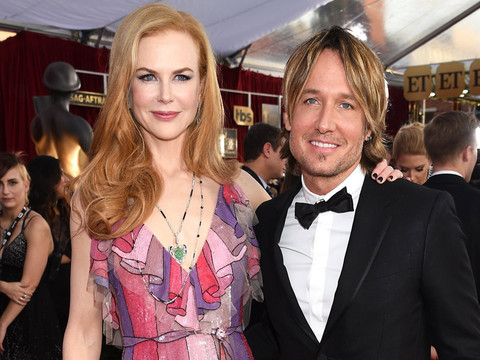 "Nicole Kidman Says She's ""Done"" Having Kids"