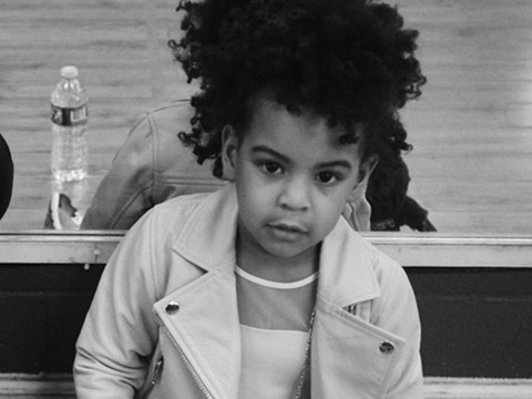 Beyonce Shares Sweet Pics of Blue Ivy and Chris Martin's Pre-Super Bowl Dance Party