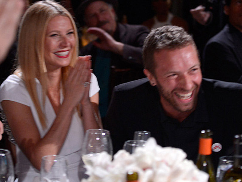 """Gwyneth Paltrow Admits She """"Created a Hoopla"""" With """"Conscious Uncoupling,"""" Says Ex Chris Martin Is """"Like My Brother"""""""