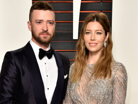 """I Love You to the Moon and Back!"" -- See Justin Timberlake's Adorable B-Day Message to…"