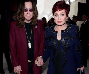 Sharon Osbourne Steps Out with Rarely-Seen Daughter Aimee