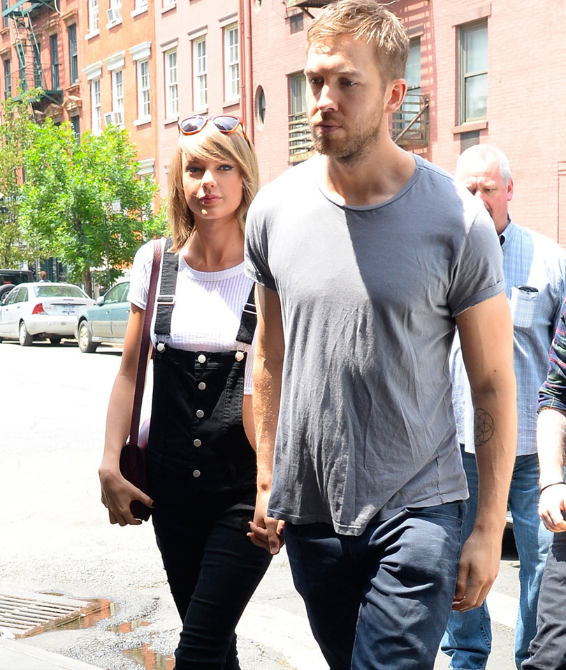 "Calvin Harris Confirms Taylor Swift Split, Has Nothing But ""Love & Respect""…"