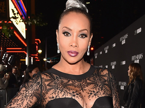 "Vivica A. Fox Doesn't Mind Being Called a ""Cougar,"" But She ""Doesn't Want to Be Someone's…"