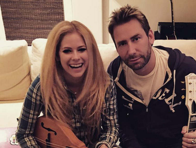 Back On?! Avril Lavigne and Chad Kroeger Fuel Romance Rumors Just Six Months…