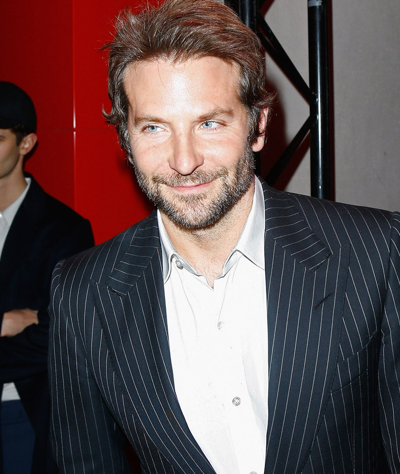 Bradley Cooper Makes Public Debut With Girlfriend Irina Shayk During Paris…