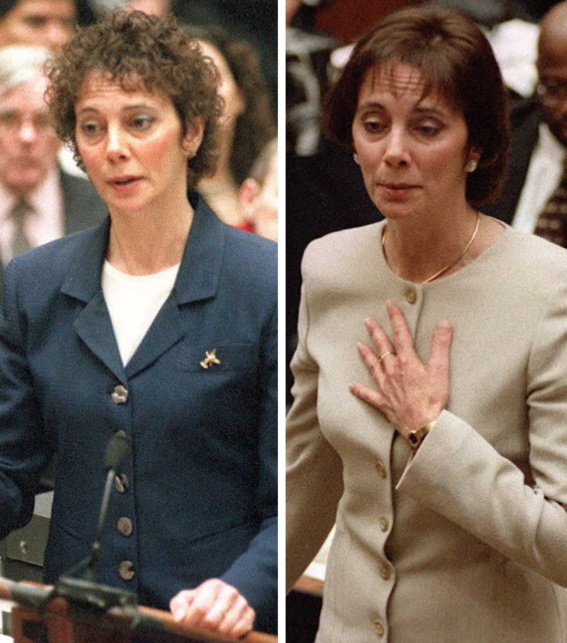 "Marcia Clark on Her Infamous Makeover: ""That Was a Media Creation"""