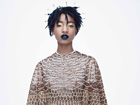 """Willow Smith Says Her Parents Have No Say on Her Style : """"I Set My Own Boundaries"""""""