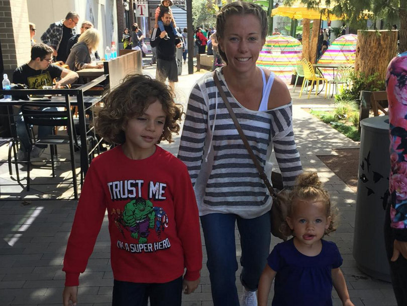 "Kendra Wilkinson Admits She'll Let Her Son See Her Naked Playboy Photos: ""I…"