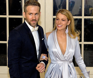 Ryan Reynolds & Blake Lively Go Glam at Canadian State Dinner -- But, Wait…