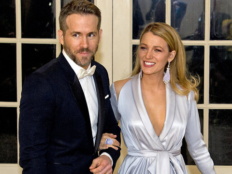 Report: Blake Lively's Expecting Her Second Child With Hubby Ryan Reynolds -- See Her…