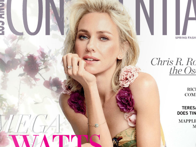 """Naomi Watts Says She Has """"A Lot of Room to Grow and Improve"""" as an Actress"""