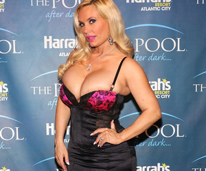 Coco Austin Twerks in a Lace Thong Bodysuit ... With Baby Chanel In ...