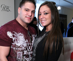 "Are Sammi & Ronnie Together Again?! See Pic That Has ""Jersey Shore"" Fans…"