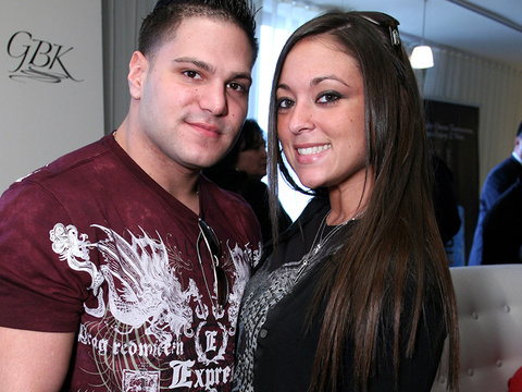 "Are Sammi & Ronnie Together Again?! See Pic That Has ""Jersey Shore"" Fans Freaking Out"