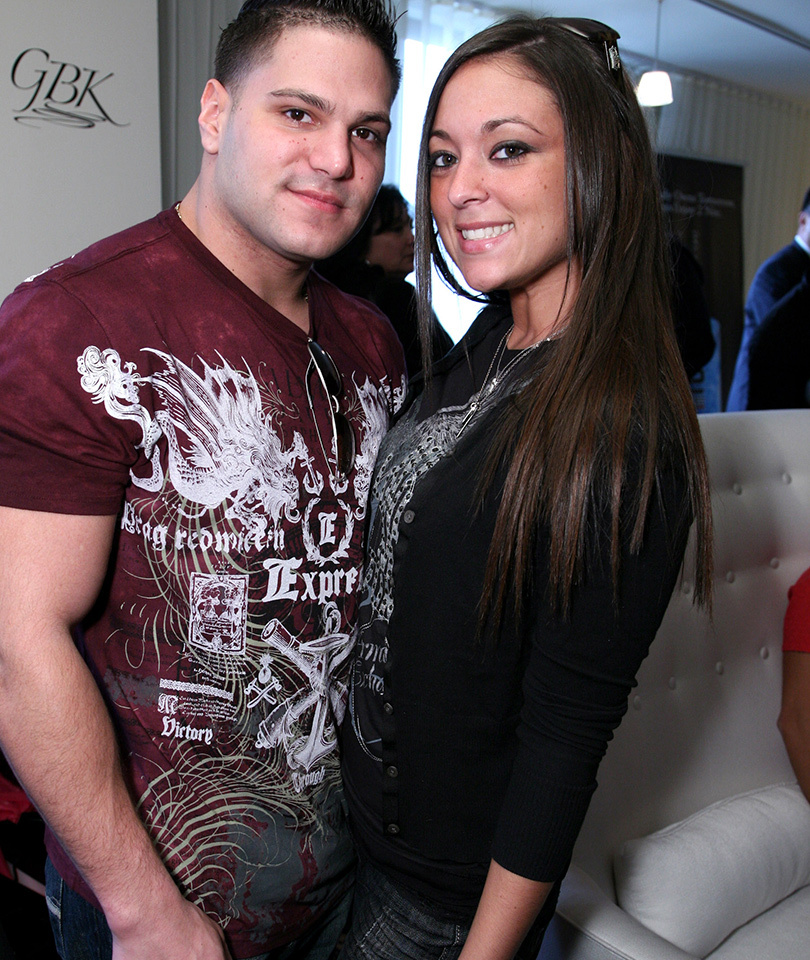 """Are Sammi & Ronnie Together Again?! See Pic That Has """"Jersey Shore"""" Fans…"""