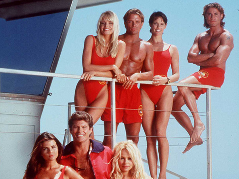 "Pam Anderson Officially Joining the New ""Baywatch"" Movie -- Here's the Pic to Prove It!"