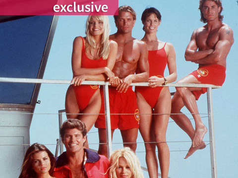 "There Was Just a ""Baywatch"" Reunion -- Which Lifeguards Will Star In ""Sharknado 4""?"
