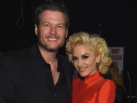 "Gwen Stefani Says Relationship With Blake Shelton ""Saved "" From After Feeling ""Hopeless""…"