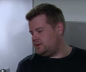 James Corden Has the LONGEST Conversation with Paul Rudd at the Urinal