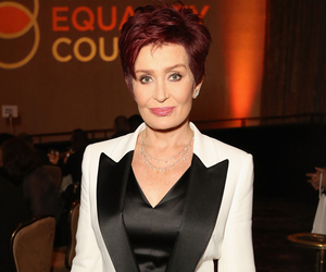 Sharon Osbourne Takes Super Cute Photo with Son Jack Osbourne's Kiddies Pearl…
