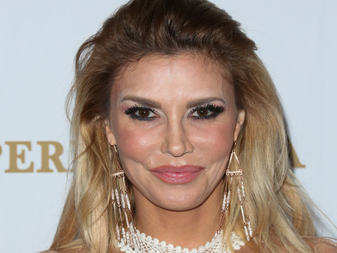 "Brandi Glanville Slams Rumors She's Had Work Done On Her Face: ""I'm Getting Older!"""