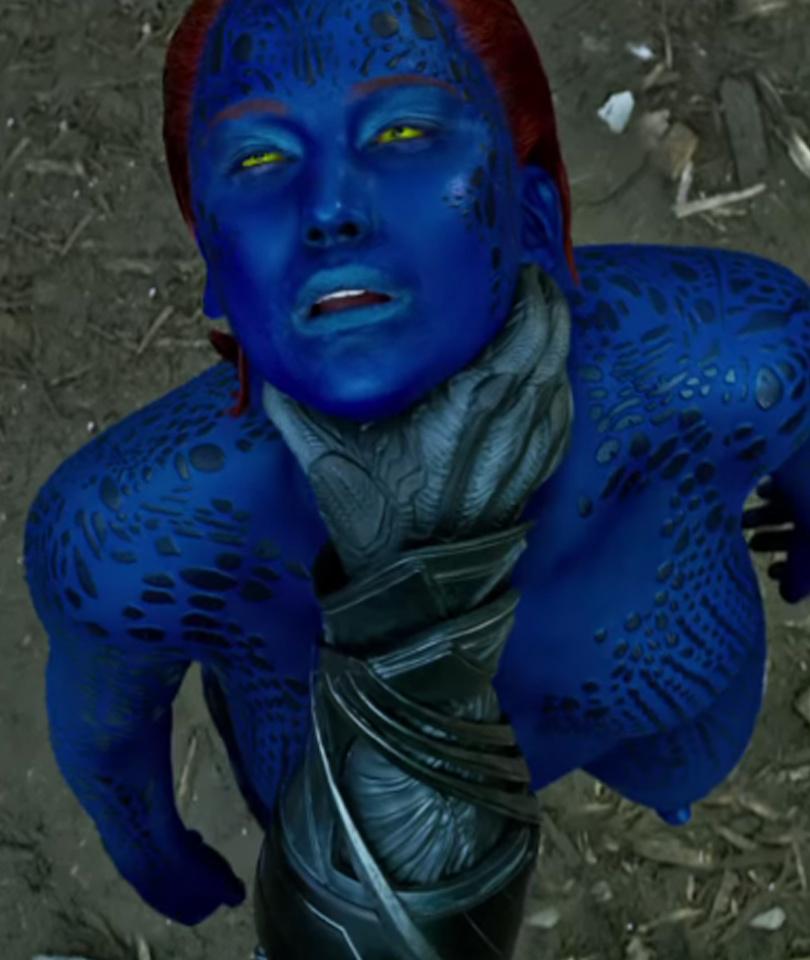 """""""Let's Go to War!"""" Things Look Grim for Mystique In New """"X-Men: Apocalypse""""…"""