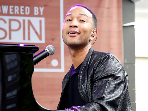 "John Legend Reveals Fatherhood Goals: ""To Be as Loving to My Wife & Daughter as Much…"