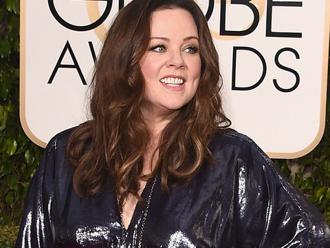 "Melissa McCarthy Takes a Stand Against ""Plus-Size"" Label, Reveals Her New Dress Size"