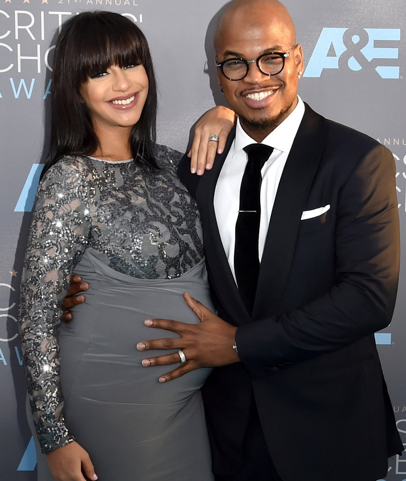 Ne-Yo's Wife Crystal Renay Shares First Photo of Their Adorable Newborn Son