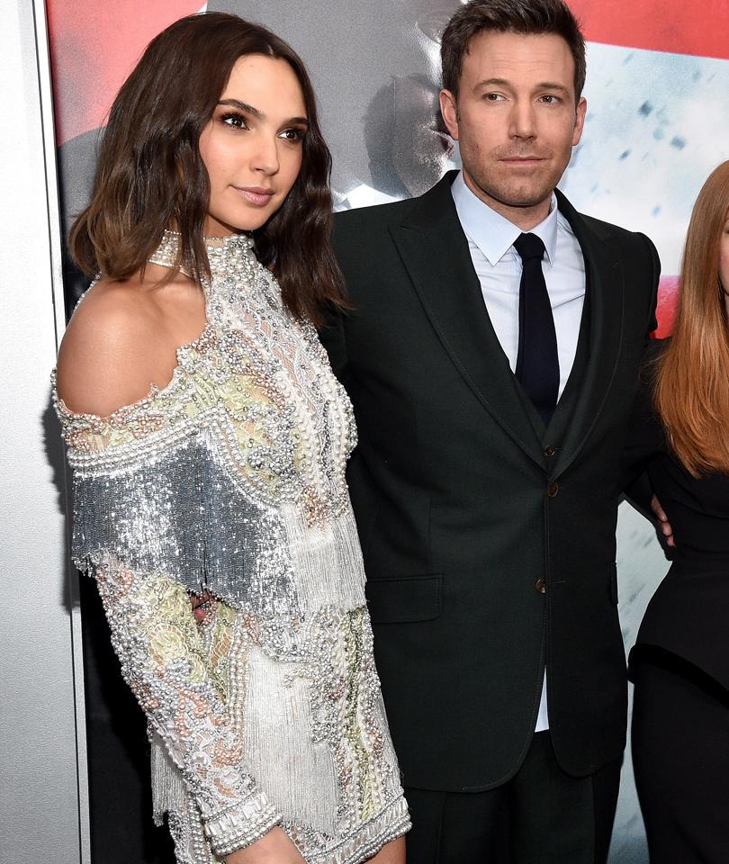 """See Wonder Woman, Batfleck & More at """"Batman v. Superman"""" Red Carpet…"""