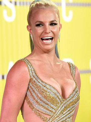 Britney Flaunts Tons of Skin in Skimpy Brand-New Vegas Costume (Photos)