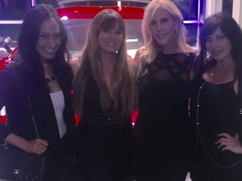 "The Original ""Real Housewives of Orange County"" Reunite Just In Time for Show's 10th…"