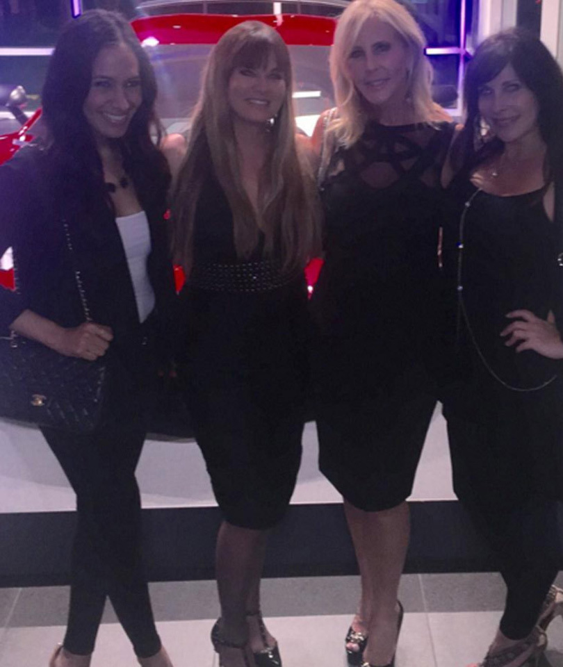 """The Original """"Real Housewives of Orange County"""" Reunite Just In Time for Show's…"""