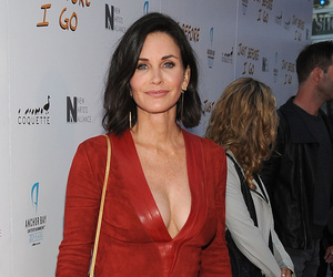 Courteney Cox Goes Makeup-Free As She's Named New Contributing Editor For…