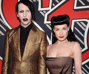 Dita Von Teese Reveals Why Her Marriage To Marilyn Manson Didn't Work