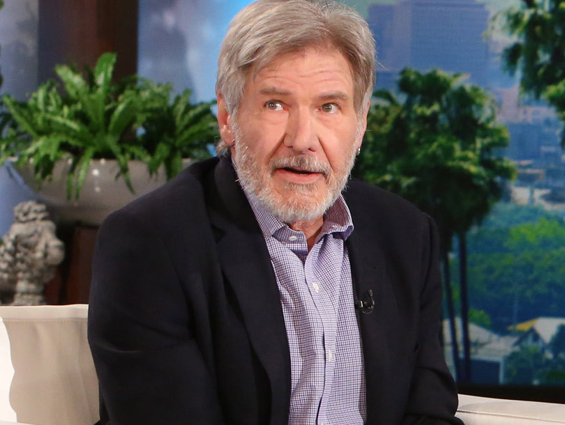 "Harrison Ford Has Advice For the Young Han Solo: ""Don't Do It"""