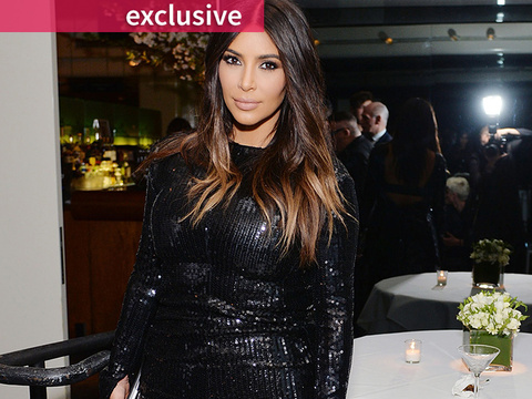 Kim Kardashian's Nutritionist Reveals How She's Already Dropped a Whopping 42 Pounds!