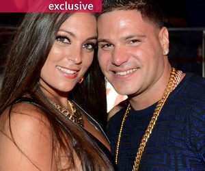"""Jersey Shore"" Star Ronnie Ortiz-Magro Says He and Sammi Are ""Really Good…"