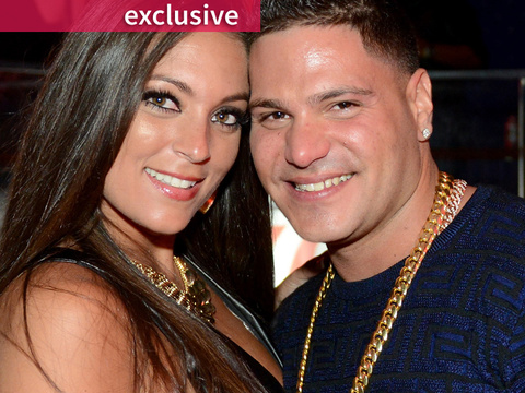 """Jersey Shore"" Star Ronnie Ortiz-Magro Says He and Sammi Are ""Really Good Friends"" Amid…"