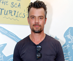 Josh Duhamel Brings Adorable Son Axl To Help Save The Sea Turtles -- He's SO…