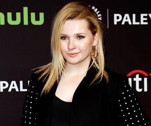 """Abigail Breslin Trades In Her Blonde Locks for Dark Brunette 'Do for """"Dirty Dancing""""…"""